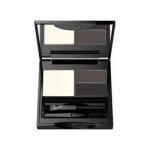 Фото Bell Hypoallergenic Eyebrow Set - Воск и тени для стилизации бровей, тон 01, коричневый, 32 гр