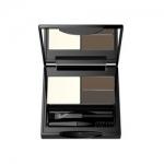 Фото Bell Hypoallergenic Eyebrow Set - Воск и тени для стилизации бровей, тон 02, коричневый, 32 гр