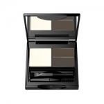 Фото Bell Hypoallergenic Eyebrow Set - Воск и тени для стилизации бровей, тон 03, коричневый, 32 гр