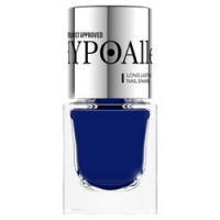 Bell Hypoallergenic Long Lasting Nail Enamel - Лак для ногтей стойкий, пропускающий воздух, гипоаллергенный, тон 14, темно-синий, 9 мл