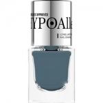 Фото Bell Hypoallergenic Long Lasting Nail Enamel - Лак для ногтей стойкий, пропускающий воздух, гипоаллергенный, тон 17, темно-серый, 9 мл