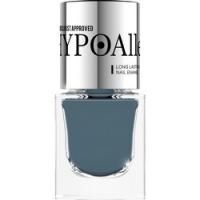 Купить Bell Hypoallergenic Long Lasting Nail Enamel - Лак для ногтей стойкий, пропускающий воздух, гипоаллергенный, тон 17, темно-серый, 9 мл