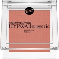 Bell Hypoallergenic Modelling Rouge - Румяна моделирующие гипоаллергенные, тон 02, персиковый, 4 гр