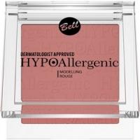 Bell Hypoallergenic Modelling Rouge - Румяна моделирующие гипоаллергенные, тон 03, розовый, 5 гр