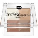 Фото Bell Hypoallergenic Multi Bronze Powder - Пудра с бронзирующим и осветляющим эффектом, тон 01, молочный, 5 гр