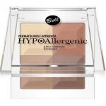 Фото Bell Hypoallergenic Multi Bronze Powder - Пудра с бронзирующим и осветляющим эффектом, тон 03, темно-бежевый, 5 гр