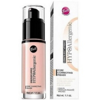 Bell Hypoallergenic Pore Correcting Primer - Основа под макияж, уменьшающая видимость пор кожи, 30 мл