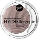 Фото Bell Hypoallergenic Shimmering Sands Eyeshadow - Кремовые тени для век, тон 03, светло-коричневый, 3 гр