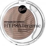 Фото Bell Hypoallergenic Shimmering Sands Eyeshadow - Кремовые тени для век, тон 05, коричневый, 3 гр