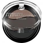 Фото Bell Hypoallergenic Triple Eyeshadow - Тени для век трехцветные, тон 12, светло-коричневый, коричневый, темно-коричневый, 4 гр