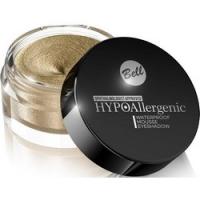 Bell Hypoallergenic Waterproof Mousse Eyeshadow - Кремовые тени для век, тон 02, золотистый, 23 гр
