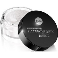 Bell Hypoallergenic Waterproof Mousse Eyeshadow - Кремовые тени для век, тон 03, белый, 23 гр