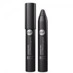 Фото Bell Hypoallergenic Waterproof Stick Eyeshadow - Тени для век в карандаше, тон 12, черный, 17 гр