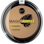 Фото Bell Magic Jungle Summer - Пудра бронзирующая, тон 01, 9 г