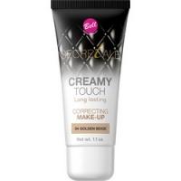 Bell Secretale Creamy Touch Correcting Make-up - Тональный крем маскирующий несовершенства кожи, тон 04, 30 мл