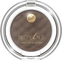 Bell Secretale Mat Eyeshadow - Тени для век матовые, тон 03, 2 г
