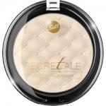 Фото Bell Secretale Mat Touch Face Powder - Пудра матирующая фиксирующая макияж, тон 01, 9 г