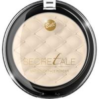 Bell Secretale Mat Touch Face Powder - Пудра матирующая фиксирующая макияж, тон 01, 9 г