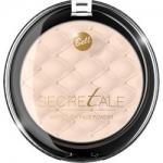 Фото Bell Secretale Mat Touch Face Powder - Пудра матирующая фиксирующая макияж, тон 02, 9 г