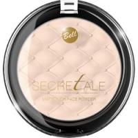 Bell Secretale Mat Touch Face Powder - Пудра матирующая фиксирующая макияж, тон 02, 9 г