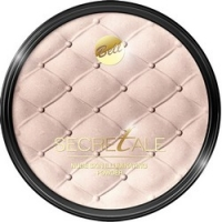 Bell Secretale Nude Skin Illuminating Powder - Пудра для лица и тела, осветляющая, тон 01, розовый, 9 гр