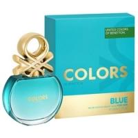 Benetton Colors Blue - Туалетная вода, женская, 50 мл