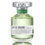 Фото Benetton United Dreams Live Free - Туалетная вода, 50 мл.