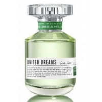 Benetton United Dreams Live Free - Туалетная вода, 50 мл.