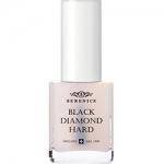 Фото Berenice Black Diamond Hard - Средство для укрепления ногтей с частицами черного алмаза, 16 мл