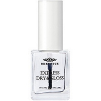 Berenice Express Dry And Gloss - Экспресс-покрытие 2 в 1 сушка+блеск, 16 мл