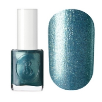 Berenice Oxygen Blue Space - Лак для ногтей дышащий кислородный, тон 76 синий космос, 15 мл