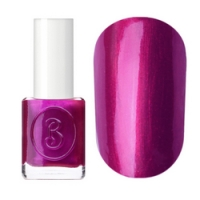 Berenice Oxygen Purple Rain - Лак для ногтей дышащий кислородный, тон 23 пурпурный дождь, 15 мл
