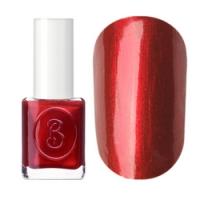 Berenice Oxygen Red Fire - Лак для ногтей дышащий кислородный, тон 28 красный пожар, 15 мл