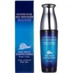 Фото Bergamo Hanhui Snail Skin Refinisher Essential Essence - Сыворотка антивозрастная с муцином улитки, 50 мл