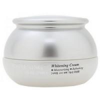 Bergamo Moselle Whitening EX Whitening Cream - Крем отбеливающий, 50 мл