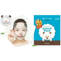 Фото Berrisom Animal Mask - Маска для лица, Овечка