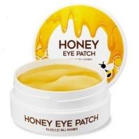 Berrisom G9Skin Honey Eye Patch - Патчи для глаз гидрогелевые с медом, 60 шт