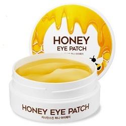 Фото Berrisom G9Skin Honey Eye Patch - Патчи для глаз гидрогелевые с медом, 60 шт