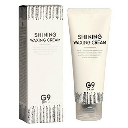 Фото Berrisom G9Skin Shining Waxing Cream - Крем для депиляции, 100 мл