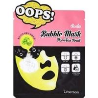 Berrisom Soda Bubble Mask PoreTox Fruit - Маска для очищения пор, 18 мл