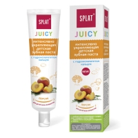 Splat Juicy - Зубная паста, Персик, 35 мл