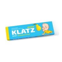 Зубная паста Klatz BABY - Для детей Большая груша, без фтора, 48 мл