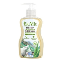 BioMio - Жидкое мыло с гелем алоэ вера, 300 мл