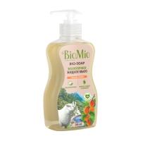 BioMio - Жидкое мыло с маслом абрикоса смягчающее, 300 мл