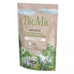 Фото BioMio - Таблетки для посудомоечной машины с маслом эвкалипта, 12 шт
