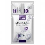 Фото Klapp - Набор Collagen Lifting Mask 1 шт