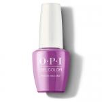 Фото OPI - Гель-лак Gel Color для ногтей, POSITIVE VIBES ONLY, 15 мл
