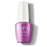 OPI - Гель-лак Gel Color для ногтей, POSITIVE VIBES ONLY, 15 мл