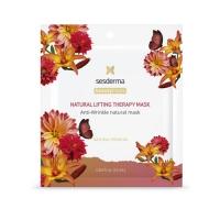 Sesderma Beautytreats Natural lifting therapy mask - Маска антивозрастная для лица, 1 шт