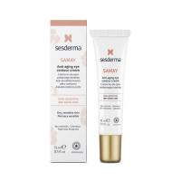 Купить Sesderma Samay Anti-aging eye contour cream - Крем-контур антивозрастной для зоны вокруг глаз, 15 мл